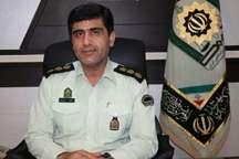 پنج فقره سرقت داخل خودرویی در  بوشهر کشف شد