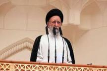 امام جمعه گرگان: مبارزه با استکبار ازمحورهای اساسی انقلاب اسلامی است