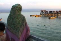 22 هزار گردشگر نوروزی از جزیره آشوراده دیدن کردند
