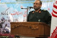 نظام جمهوری اسلامی در عرصه جهانی از قدرت بازدارندگی برخوردار است