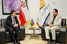 راهاندازی خطوط گردشگری دریایی  برگزاری نمایشگاه مشترک ایران و آذربایجان و توسعه مبادلات تجاری