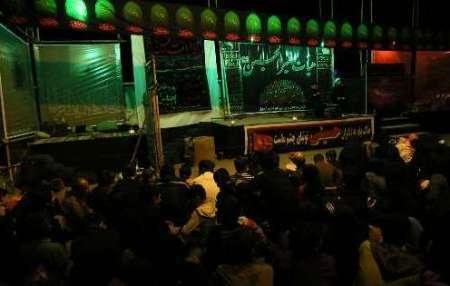 آئین احیای نخستین شب قدر در استان اردبیل برگزار شد