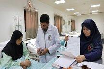 12 زائر خارجی در بیمارستان های همدان پذیرش شدند