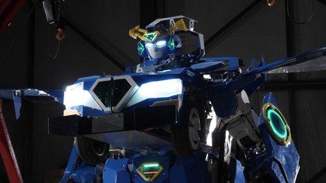 این خودرو قابلیت تبدیلشدن به ربات را دارد + فیلم