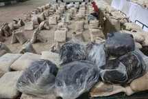 بیش از 2  تن انواع  مواد مخدر در تهران کشف شد