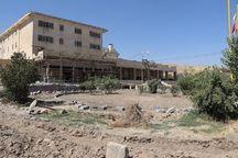 خیران مهابادی ۷۰۰ میلیون ریال برای بازسازی بیمارستان اهدا کردند