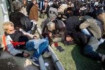 مرحله جدید جمع آوری معتادان متجاهر استان تهران از اواخر دی ماه آغاز می شود