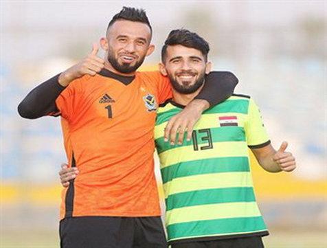 بشار رسن از سرمربی تیم ملی فوتبال عراق حمایت کرد