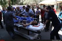 زخمیشدن یکی از اهالی کهگیلویه و بویراحمد در حادثه تروریستی مجلس