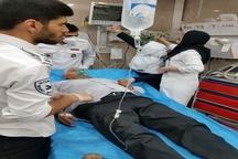 شمار مسموم شدگان روستای باوج به 171 نفر رسید  94 نفر همچنان بستری هستند