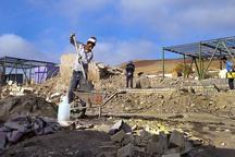 آواربرداری بیش از 23 هزار واحد زلزله زده پایان یافت