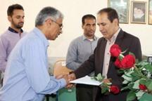 تجلیل از مقام شامخ معلمان در رودان
