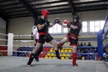 ورزشکاران مهابادی در مسابقات کشوری کیک بوکسینگ خوش درخشیدند