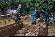 چشم کشاورزان خسارت دیده مازندران به دست دولت