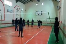 فضای ورزشی مدارس قزوین پس از انقلاب هفت برابر رشد کرده است