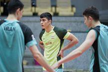 والیبالیست نوجوان ارومیهای به اردوی تیم ملی دعوت شد