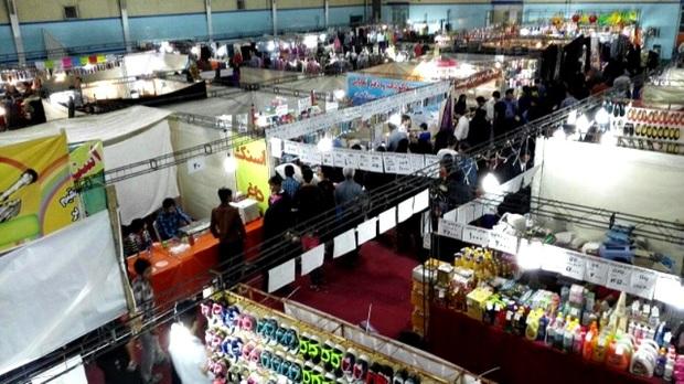 نمایشگاه بهاره عرضه کالا در جیرفت برگزار نمی شود