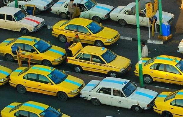 کرایه تاکسی در آبادان افزایش یافت