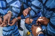 80 متهم قاچاق کالا و سوخت در ریگان دستگیر شدند