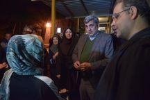 شهردار تهران از گرمخانههای مناطق ٢١ و ٢۲ بازدید کرد