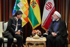 رئیسجمهور روحانی: ملت ایران همواره با قدرت در کنار دوستان خود خواهد بود/ جامعه جهانی باید در برابر پیمان شکنی و نقض عهد آمریکاییها با قدرت ایستادگی کند