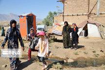 ۱۰۲ هکتار زمین برای سیلزدگان لرستان تملک شد