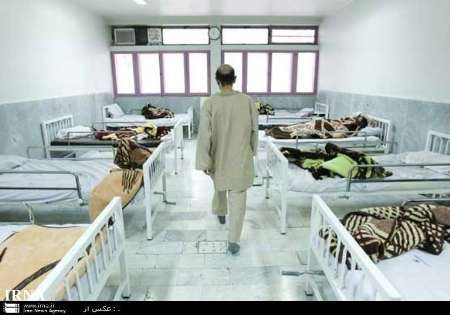 20 تخت روانپزشکی در شمال سیستان و بلوچستان به بهره برداری رسید
