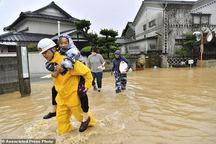 تصاویر/ سیل مرگبار ژاپن