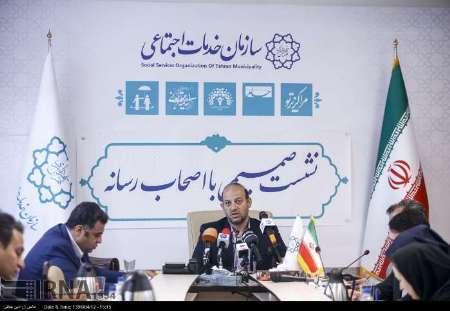 برخی متکدیان در تهران درآمدهای میلیونی دارند  فعالیت 77 مرکز کاهش آسیب های اجتماعی