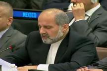 لازم است رژیم سعودی از اهانت و تمسخر جامعه بینالمللی بازنگهداشته شود