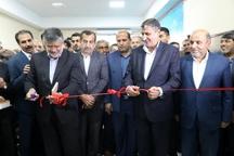 افتتاح نمایشگاه بین المللی صنایع کشاورزی در مازندران