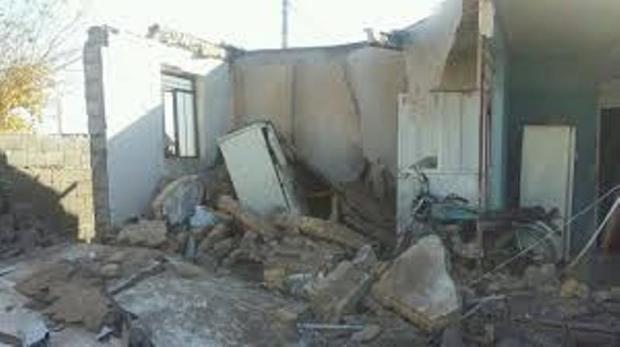 تخریب منزل خشتی در جنوب تهران 2 کشته داشت