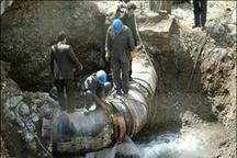 اجرای طرحهای آبوفاضلاب در ۹ شهر استان اردبیل