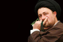 پیام تسلیت سید حسن خمینی به آیت الله سید جواد موسوى گلپایگانی
