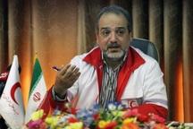 مانور بهداشت و درمان اضطراری هلال احمر در اصفهان آغاز شد