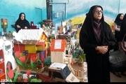 نمایشگاه دستاوردهای نوآموزان و مربیان پیش دبستانی قرچک برپا شد