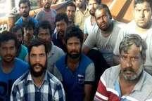ایران 15 ماهیگیر هندی را آزاد کرد