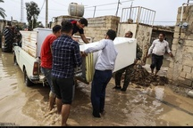 گاز خانه های خالی از سکنه مناطق سیلابی خوزستان قطع می شوند
