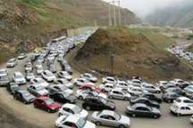 محدودیت های ترافیکی جاده های مازندران کندوان جمعه یک طرفه می شود