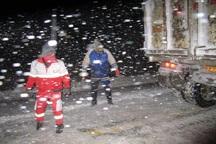 امدادگران به 66 حادثه در اردبیل کمک کردند