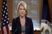 آمریکا: ایران روح برجام را نقض کرده /  روح برجام این است که به ثبات و امنیت منطقه کمک کند