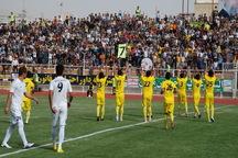 فوتبال دسته اول  فجر سپاسی برابر مس رفسنجان به برتری رسید