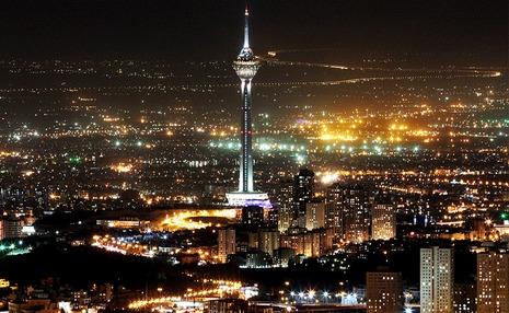 تهران پنجمین شهر در معرض خطر اقتصادی جهان!