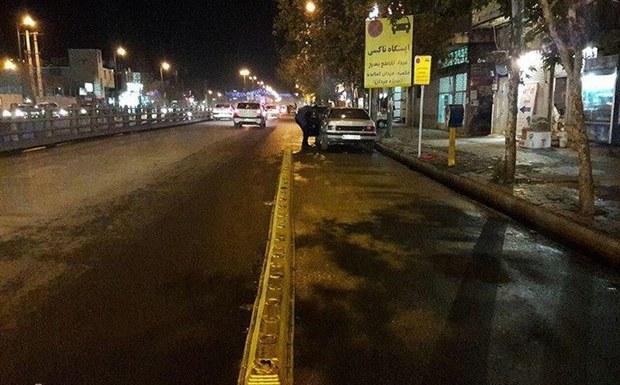 انتقاد شهروندان مهریز از  روشنایی معابر شهر