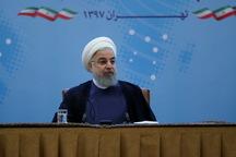 رییس جمهور روحانی: آقای ترامپ با دم شیر بازی نکن، پشیمان کننده است