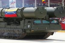 استقرار سامانه موشکی اس300 در نزدیکی پایتخت ونزوئلا