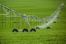 آبیاری نوین، اولویت نخست بخش کشاورزی
