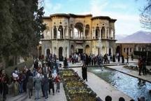 افزون بر یک میلیون گردشگر نوروزی وارد استان کرمان شدند