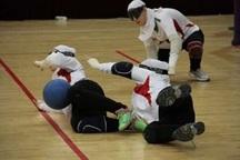 بانوان ورزشکار نابینای فارس به اردوی تیم ملی دعوت شدند