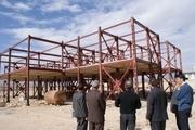 پیمانکاران خوزستانی در اجرای پروژه های عمرانی سهم کمی دارند